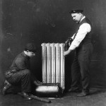 Plombier_radiateur_eau_chaude_Montreal_1909